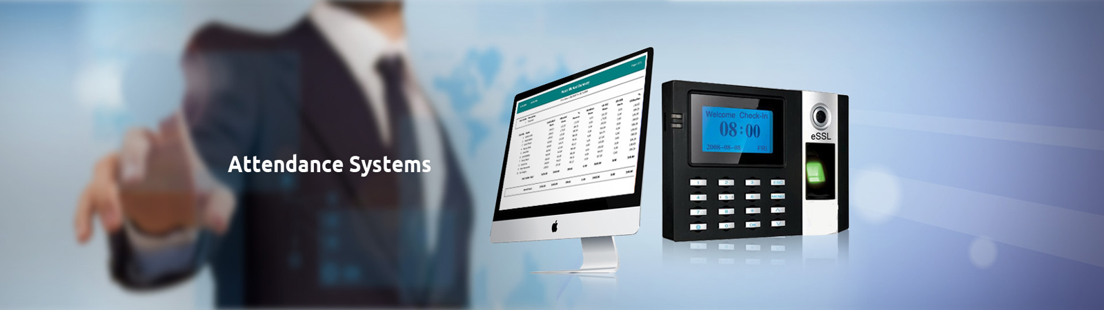 Pionec Electronic System Attendance System Attendance